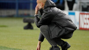 Pep Guarfiola won the Champions League twice as manager of Barcelona.