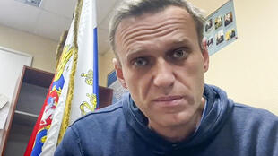 Aleksei Navalny, opositor  russo