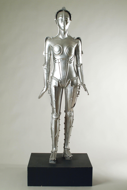 Вальтер Шульце-Миттердорф, Копия робота из фильма Метрополис (1926)