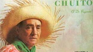 Tapa de un disco de Chuíto el de Bayamón.