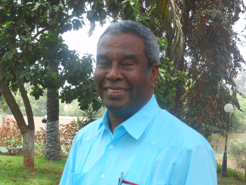 Antigo Presidente cabo-verdiano, António Mascarenhas Monteiro, que chefia os observadores francófonos nas eleições na Guiné-Bissau