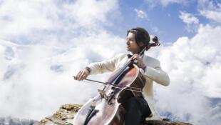 Le violoncelliste Gautier Capuçon sort un nouvel album intitulé «Intuitions», label Warner Classics.