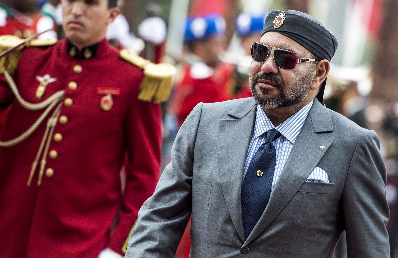 Le roi du Maroc, Mohammed VI, le 17 novembre 2018.