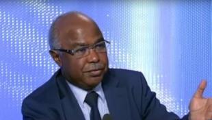 Hissein Brahim Taha, ministre tchadien des Affaires étrangères.