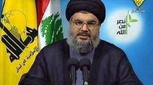 حسن نصرالله، دبیر کل حزب الله لبنان