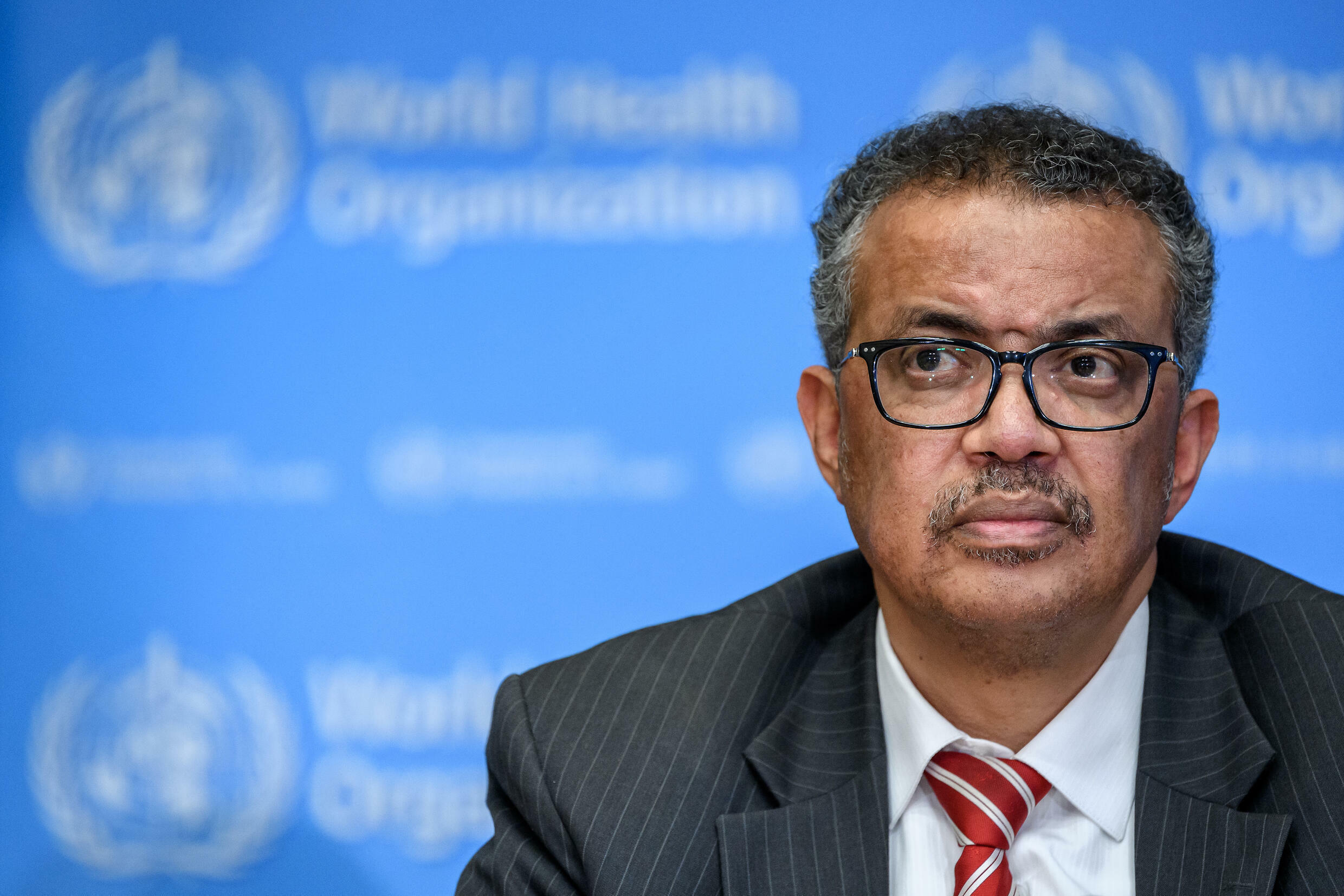 The first African to head the powerful UN agency, Tedros has been on the front line since the start of the Covid-19 crisis