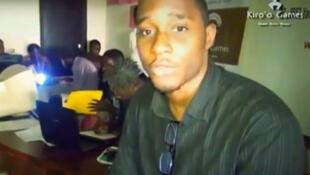 Olivier Madiba, PDG de Kiro'o Games, est le créateur du premier jeu vidéo 100% camerounais (capture d'écran).