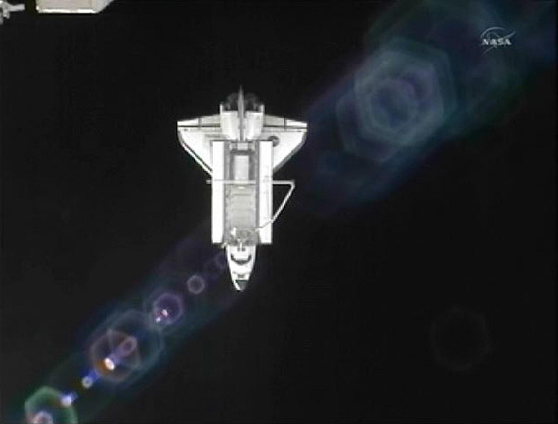 Nave espacial Atlantis encerra sua última missão e entra para história