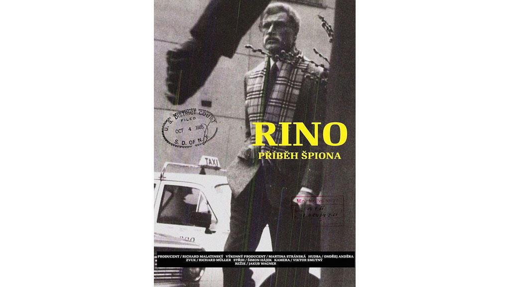 L'affiche du film documentaire «Rino».