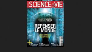 Couverture de la revue Science et vie.
