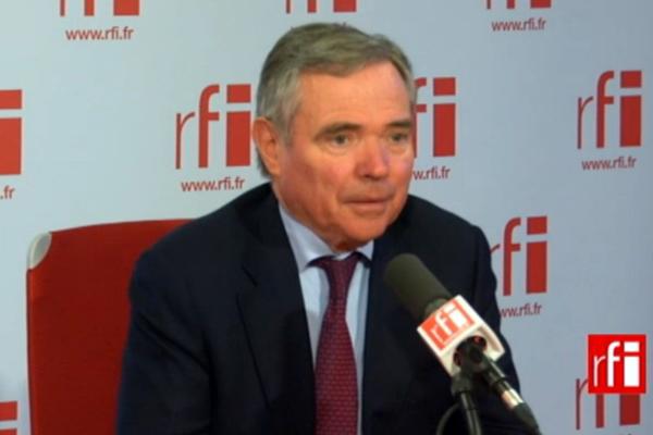 Bernard Accoyer, député UMP de la Haute-Savoie.