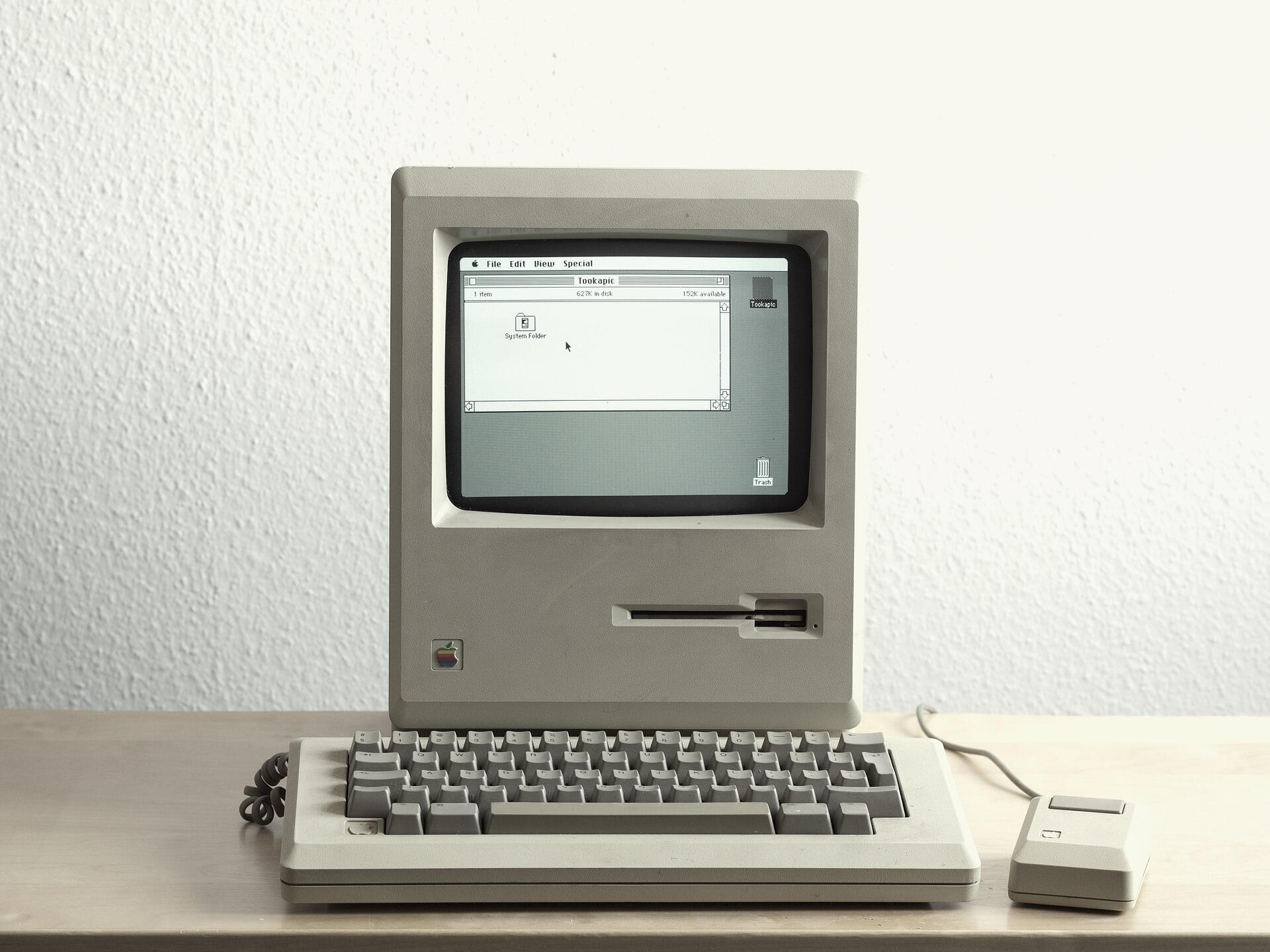 កុំព្យូទ័រ Macintosh របស់ក្រុមហ៊ុន Apple