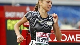 Yulia Stepanova está fora dos Jogos do Rio.