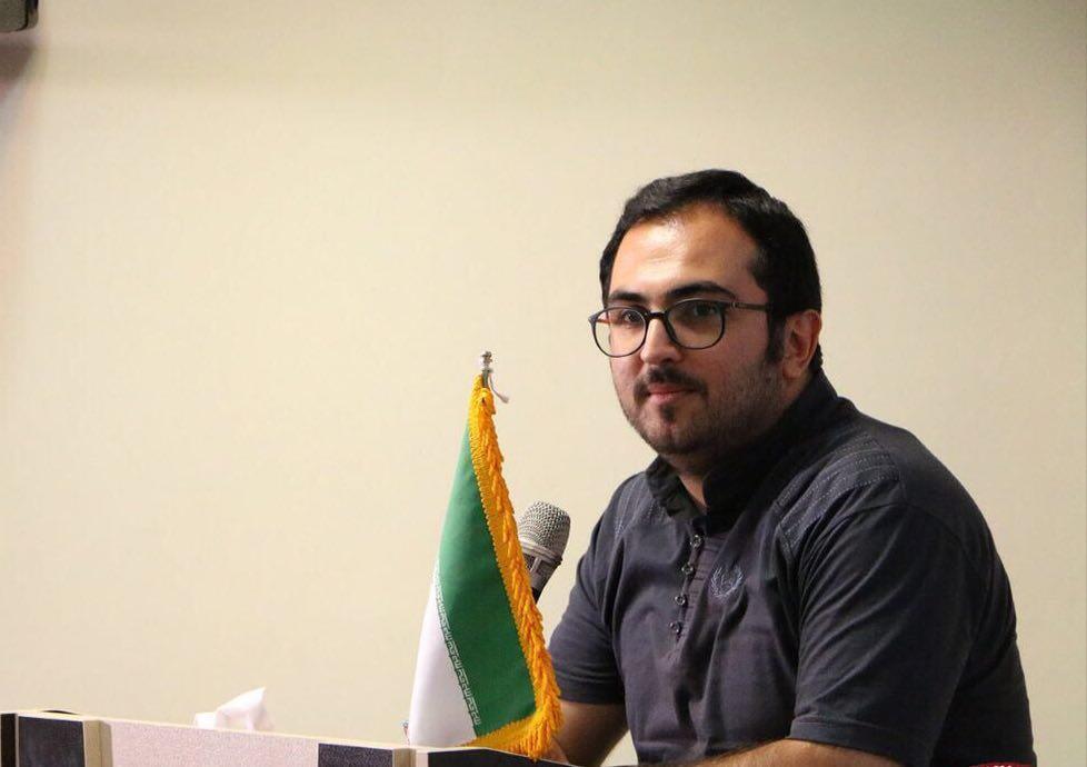 محمدحسین حیدری، مدیر مسئول سایت دولت بهار