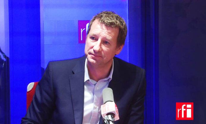 Французский депутат Европарламента, участник праймериз партии «Европа Экология Зеленые» Янник Жадо