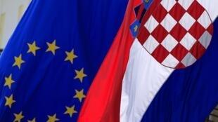 La Croatie est le 28e Etat européen à rejoindre l'UE.