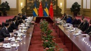 Primeiro Foro China e CELAC, a Comunidade de Estados Latino-americanos e Caribenhos, começa em Pequim nesta quinta-feira, 8.01.2015..