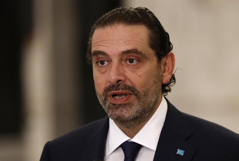 Saad Hariri, firaministan Lebanon.