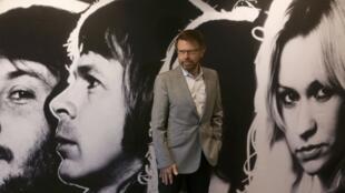 Bjoern Ulvaeus, membro original do quarteto ABBA, durante o lançamento do Museu do grupo, nesta terça-feira, dia 7 de maio de 2013, em Estocolmo.