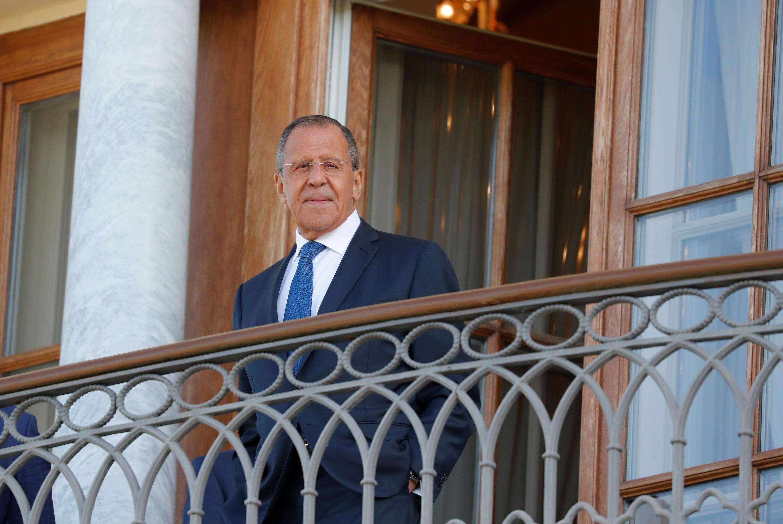 В Минске Сергей Лавров заявил, что Россия готова кравноправному диалогу сЗападом
