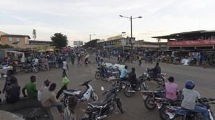 La ville de Sokodé, au Togo. (photo d'archives)