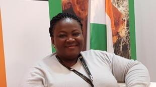 Dr Gnandji Adjo Danielle Patricia, spécialiste en gestion des ressources animales et végétales en milieux tropicaux, directrice des productions d'élevage au ministère des Ressources animales et halieutiques.