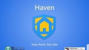 Haven est une application libre et gratuite.
