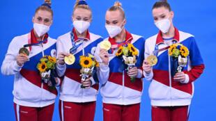 Tokyo - Olympics - Russie