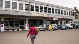 Le nettoyage collectif de la journée nationale de l'assainissement se déroule notamment dans les hôpitaux (photo d'illustration)