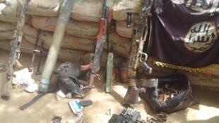 Sojojin Najeriya sun kori 'Yan Boko Haram a Sambisa tare da kawato makamai