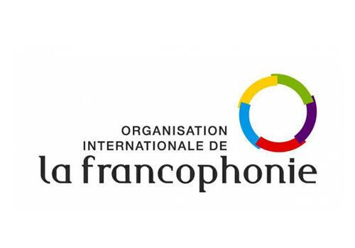 Logo OIF, Organisation internationale de la Francophonie.