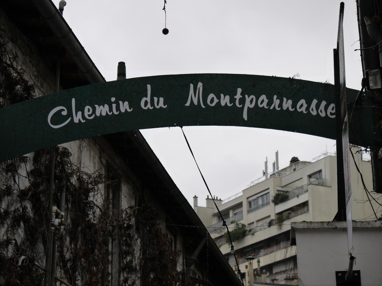 Villa Marie Vassilieff, Chemin du Montparnasse –  21, avenue du Maine (15) Тел.: +33 (0)1 43 25 88 32 Метро: Montparnasse-Bienvenüe, вход бесплатный, открыто со вторника по субботу с 11:00 до 19:00.