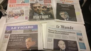 Diários franceses 02.02.2017