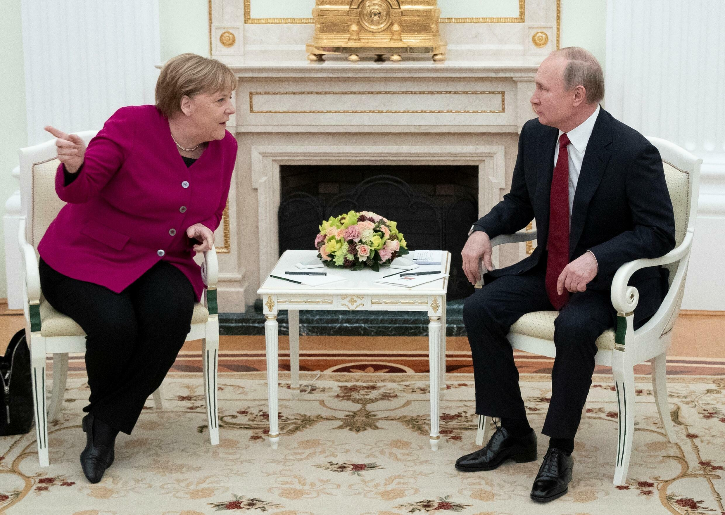 Merkel's tactics in dismissing the antics of macho men have proven so effective that she has cemented her reputation as the woman who even Putin cannot intimidate