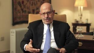 Mohamed el-Baradei sera-t-il nommé officiellement Premier ministre d'Egypte ?