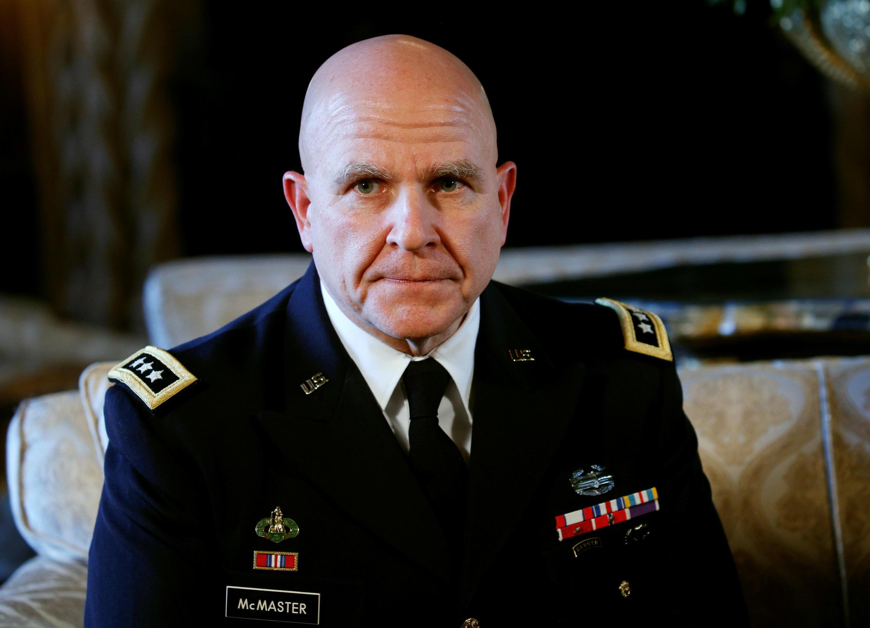 """ژنرال """"هربرت مک مستر""""، مشاور امنیت ملی آمریکا وارد کابل شد."""
