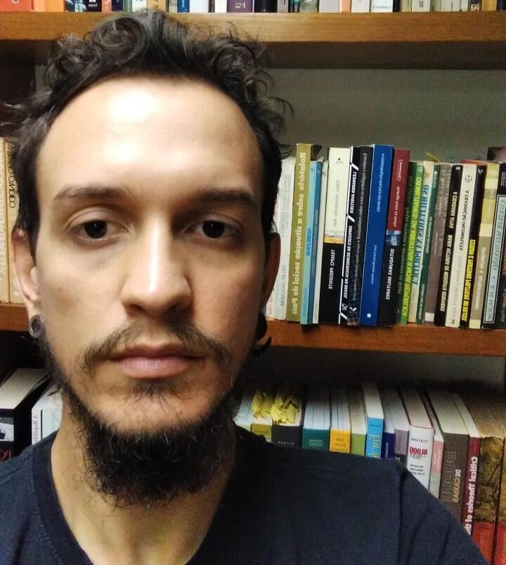 Raul Nunes, Universidade Estadual do Rio de Janeiro.