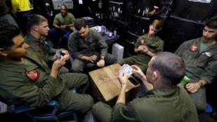 Aux Etats-Unis, une femme va diriger une escouade de Marines, ce qui n'est jamais arrivé auparavant.