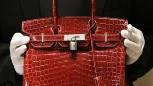 The Birkin bag is a smash hit for Hermes which is having a strong year