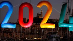 Олимпийские соревнования по футболу и парусному спорту пройдут в Марселе (на фото).