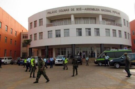 Assembleia  Nacional, Bissau