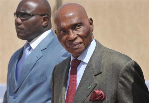 Le président sénégalais Abdoulaye Wade, le 7 février 2011.