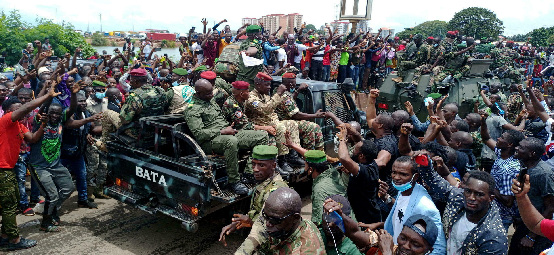 coup d'etat guinée conakry