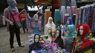 Cerca de 90% da população indonésia é muçulmana.