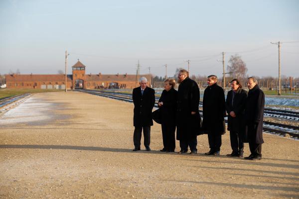 آشویتس هفتاد سال پیش آزاد شد