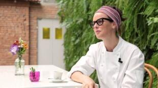 Helena Rizzo, depois de ganhar prêmio de melhor chef da América Latina(2013) ganha prêmio de melhor chef do mundo.