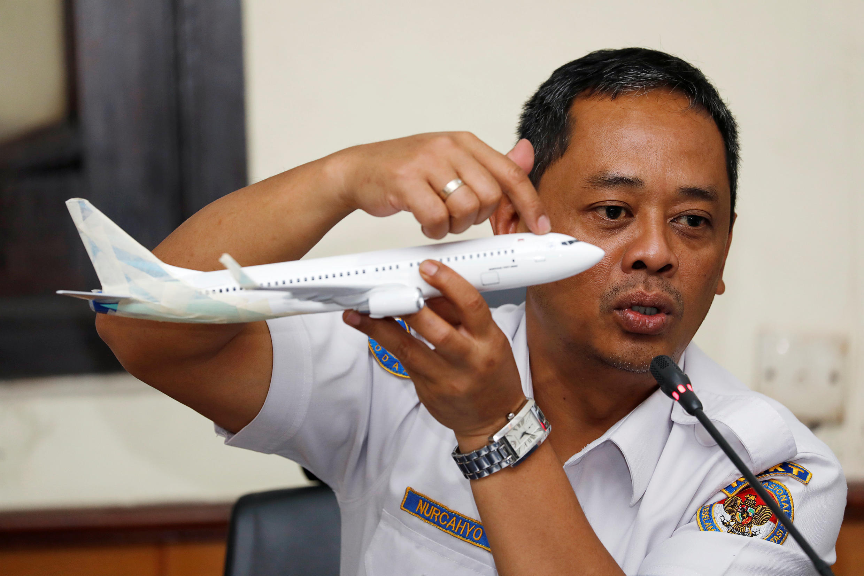 Nurcahyo Utomo, membro da equipe que investiga o acidente da Lion Air, dá detalhes sobre a catástrofe.