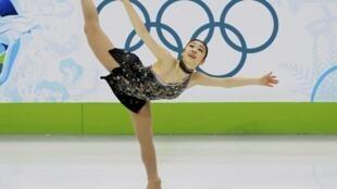 Vô địch Olympic Vancouver môn trượt băng nghệ thuật, Kim Yu na