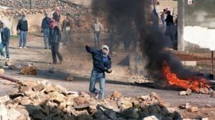 Boren Intifad a shekara ta 1987