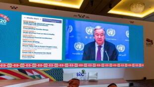 G20 Guterres